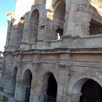 Arles, mooie historische stad
