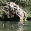 Zwemmen in de Cèze